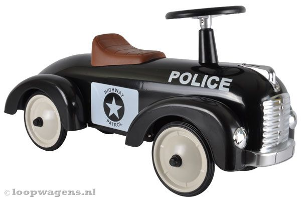 American Police Racer