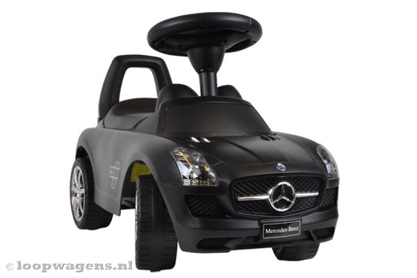 Bandits Angels Mercedes Benz Sls Amg Mat Zwart Loopwagens Nl