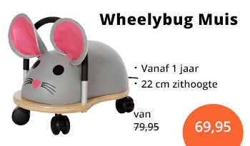 Wheelybug Muis